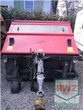Почвообрабатывающее оборудование Kugelmann Rasenkehrmaschine T180 KDH, 2002