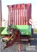 Strautmann GIGA-VITESSE III DO、2009、自裝式拖車