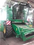 John Deere T550, 2009, Moissonneuse batteuse