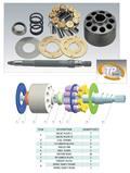 Uchida Parts A10VD, 2014, Ostale komponente za građevinarstvo