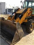 JCB 3 CX SM 4 T, 2008, Backhoe Loaders