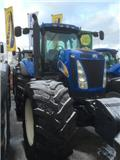 New Holland T8040, 2009, Tractoren