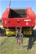 New Holland BR7090, 2012, Round balers