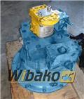 Linde Main pump Linde HPR90, Ďalšie komponenty