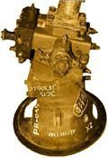 Uchida hydromatic Main pump Uchida hydromatic A8V115ESBR6, Other components