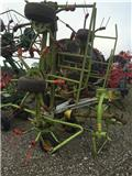 Claas Volto 870, 2005, Rakes and tedders