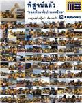 Liugong CLG 842 Super Long Reach, Wheel loaders